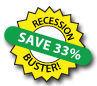 Recession Buster Offer