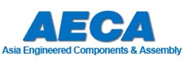 AECA Company Logo - Asia Engineered Components & Assembly