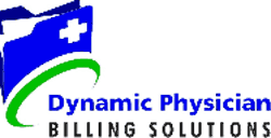 Dynamic Physician Billing Solutions, Blue Flag Company Logo