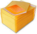 Stack of yellow envelopes